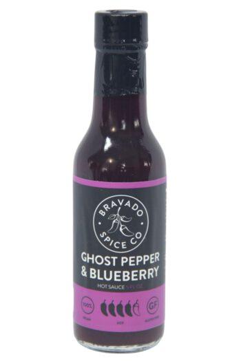 Bravado Spice Co. Ghost Pepper & Blueberry Hot Sauce 148ml