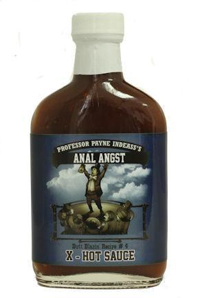 Anal Angst X-Hot Hot Sauce 169ml