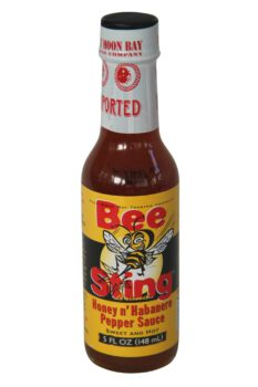 Bee Sting Honey n' Habanero Hot Sauce 148ml