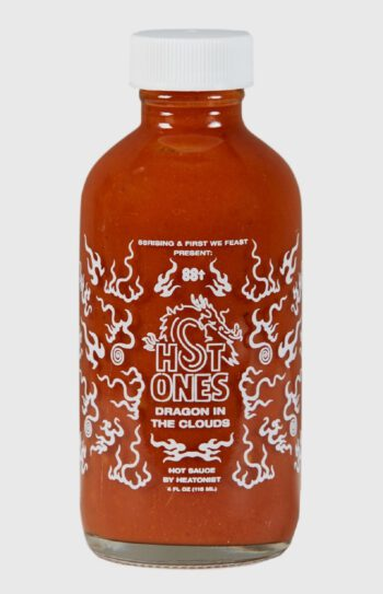 Dragon In The Clouds Hot Sauce 118ml
