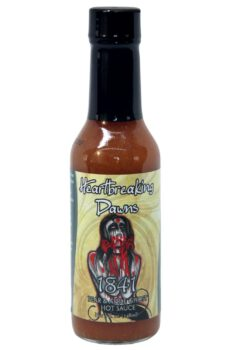 Heartbreaking Dawn's 1841 Pear Apple Ghost Pepper Sauce 148ml