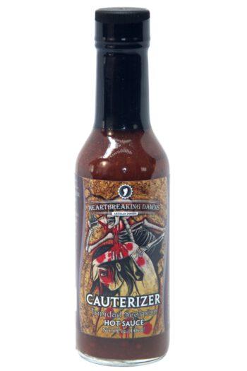 Heartbreaking Dawn's Cauterizer Trinidad Scorpion Hot Sauce 148ml