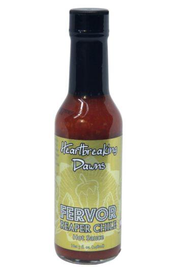Heartbreaking Dawn's Fervor Reaper Chile Hot Sauce 148ml