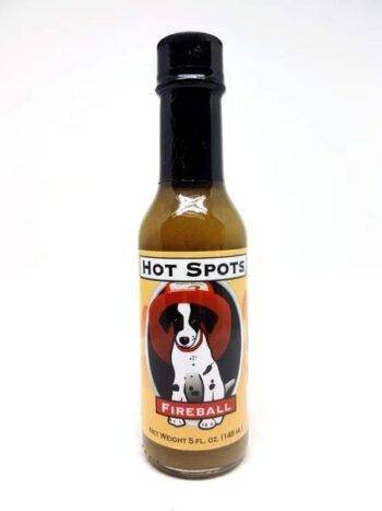 Hot Spots Fireball Hot Sauce 148ml