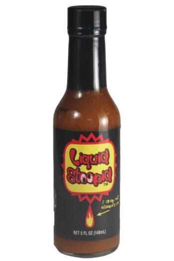 Liquid Stoopid Hot Sauce 148ml