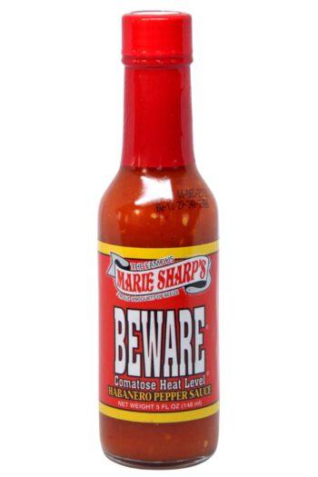 Marie Sharp's Beware Comatose Hot Sauce 148ml