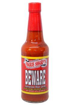 Marie Sharp's Beware Comatose Hot Sauce 296ml