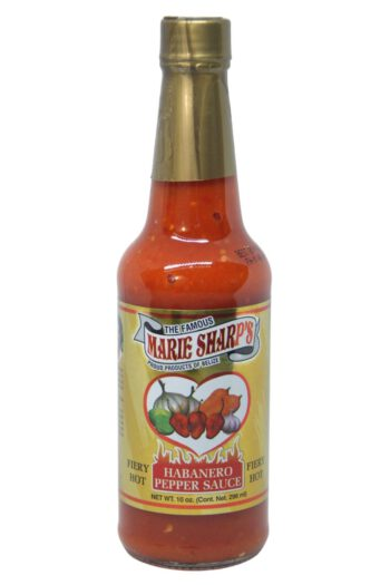 Marie Sharp's Fiery Hot Habanero Pepper Sauce 296ml