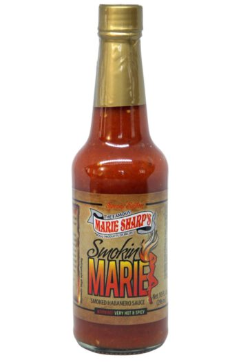 Marie Sharp's Smokin' Marie Hot Sauce 296ml