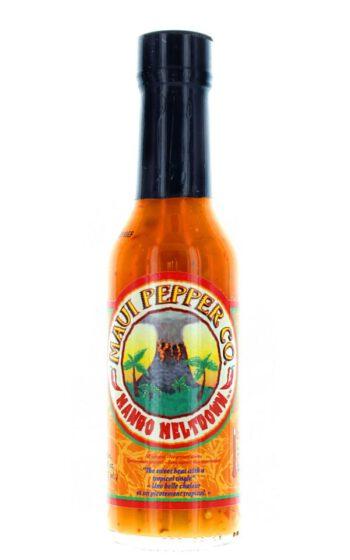 Maui Pepper Mango Meltdown Hot Sauce 147ml