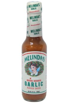 Melinda's Garlic Habanero Pepper Sauce 148ml