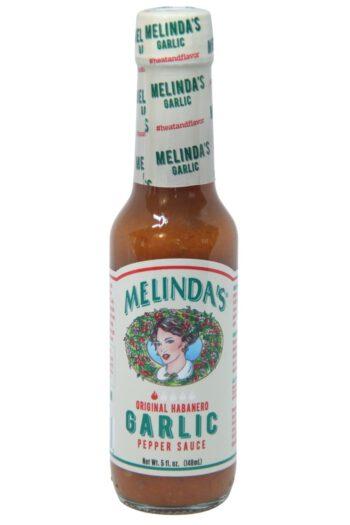 Melinda's Garlic Habanero Pepper Sauce 148ml