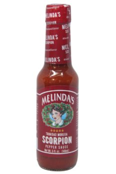 Melinda's Trinidad Moruga Scorpion Pepper Sauce 148ml
