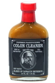 Professor Phardtpounders Colon Cleaner Hot Sauce 170ml