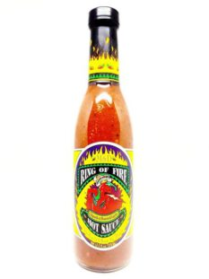 Ring of Fire Chipotle Garlic Hot Sauce 370ml
