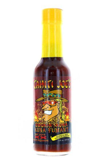 Tahiti Joe's Smokin Kona XX Chipotle Heat Pepper Sauce 147ml