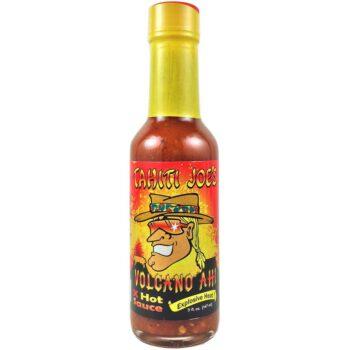Tahiti Joe's Volcano Ahi Hot Sauce 147ml