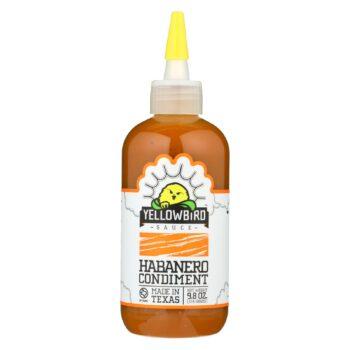 Yellowbird Sauce Habanero Condiment 278g
