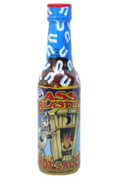 Ass Kickin' Ass Blaster Hot Sauce 148ml
