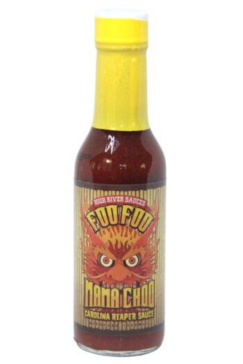 High River Sauces Foo Foo Mama Choo Hot Sauce 148ml