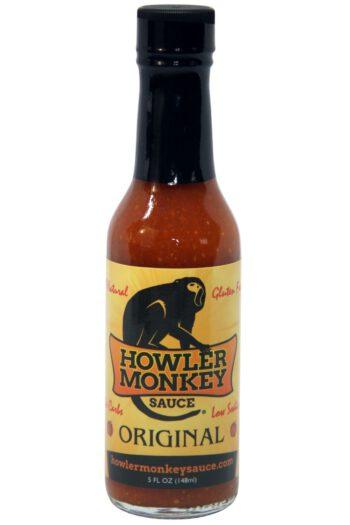 Howler Monkey Original Hot Sauce 148ml