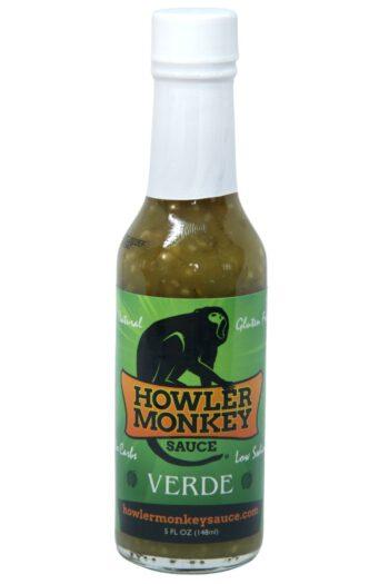 Howler Monkey Verde Hot Sauce 148ml