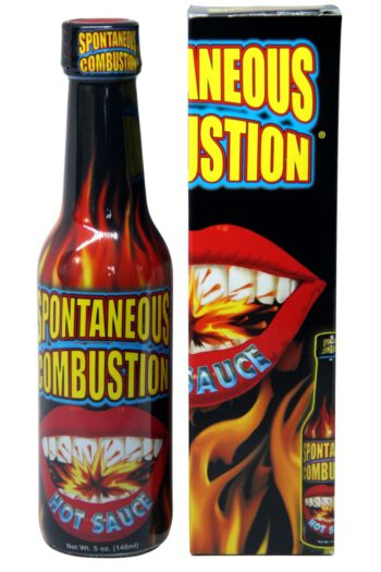 Spontaneous Combustion Hot Sauce 148ml