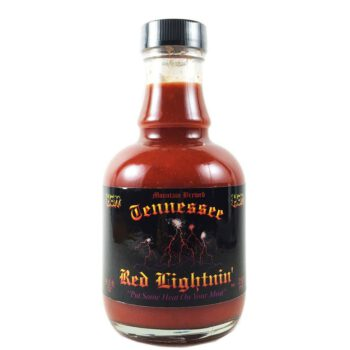 Tennessee Red Lightnin' Hot Chili Hot Sauce 250ml