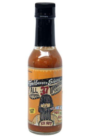 Torchbearer All Natural #37 Tarnation Hot Sauce 148ml
