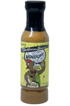 Torchbearer Honey Garlic Wing Sauce 340g