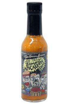 Torchbearer Zombie Apocalypse Hot Sauce 148ml