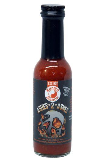 Karma Sauce Ashes-2-Ashes Hot Sauce 148ml
