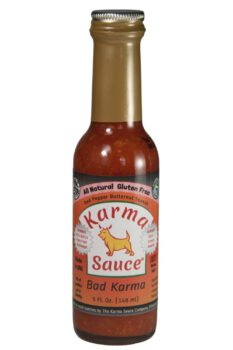 Karma Sauce Bad Karma Hot Sauce 148ml
