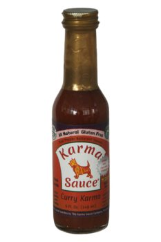 Karma Sauce Curry Karma Hot Sauce 148ml