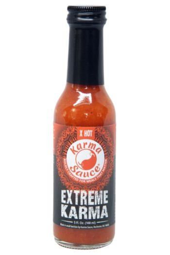 Karma Sauce Extreme Karma Hot Sauce 148ml