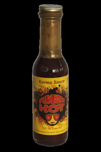 Karma Sauce Funken Hot Sauce 148ml