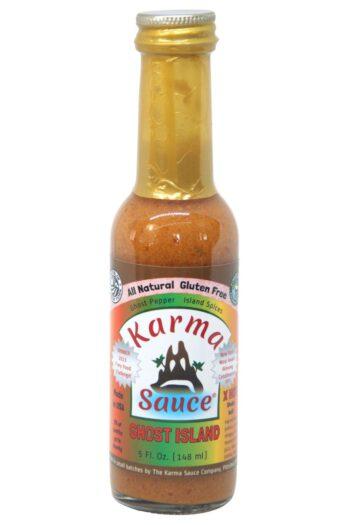 Karma Sauce Ghost Island Hot Sauce 148ml