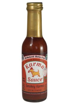 Karma Sauce Smokey Karma Hot Sauce 148ml
