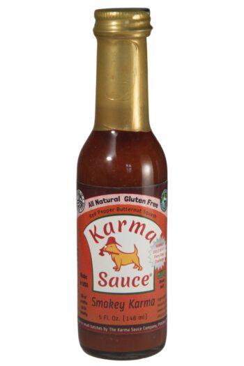 Karma Sauce Smokey Karma Hot Sauce 148ml