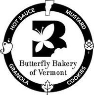 Butterfly Bakery of Vermont Cilantro Onion Hot Sauce 148ml