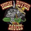 High River Sauces Tears of the Sun Hot Sauce 148ml