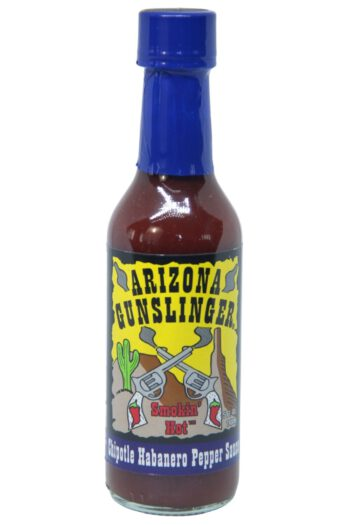 Arizona Gunslinger Chipotle Habanero Pepper Sauce 148ml