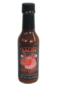 Bacon Hot Sauce 148ml