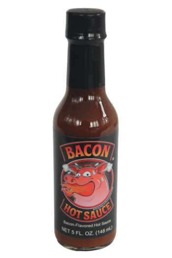 Bacon Hot Sauce 148ml