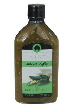 Blair's Q Heat Jalapeno Tequila Exotic Hot Sauce 250ml