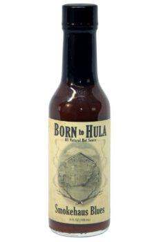 Born to Hula Smokehaus Blues Hot Sauce 148ml