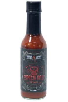 Burns & McCoy Especia Roja Hot Sauce 148ml