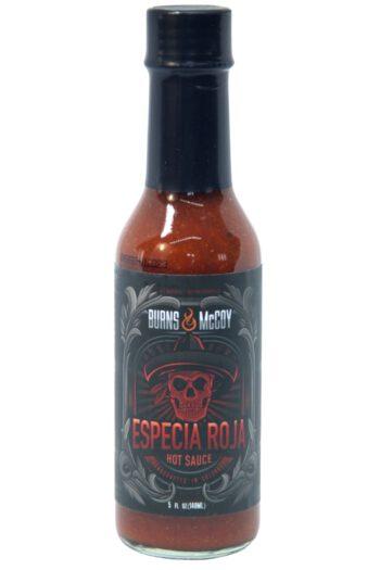 Burns & McCoy Especia Roja Hot Sauce 148ml