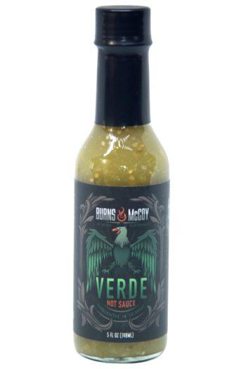 Burns & McCoy Reaper Verde Hot Sauce 148ml