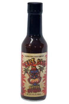 CaJohn's Tiki Bar Hotter Hot Sauce 148ml